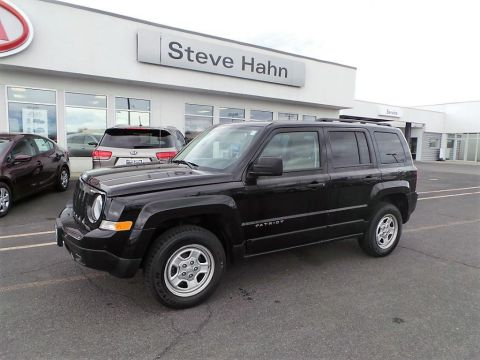 Pre-Owned 2013 Jeep Patriot Sport 4WD