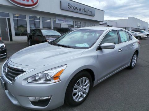 Pre-Owned 2013 Nissan Altima 2.5 S FWD 4dr Sdn I4