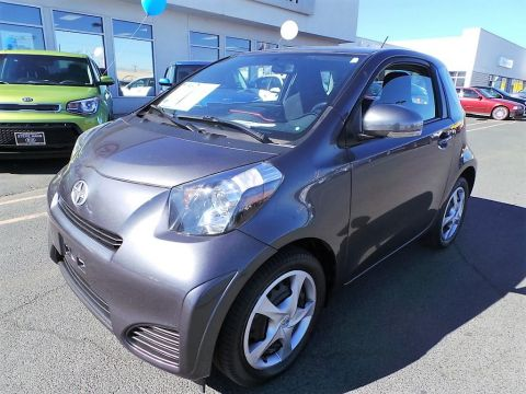 Pre-Owned 2012 Scion iQ Base FWD 3dr HB (Natl)
