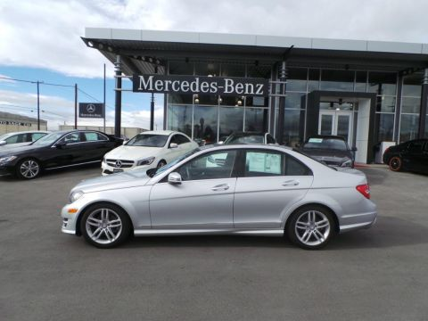 Certified Pre-Owned 2013 Mercedes-Benz C-Class C250 RWD 4 Door Sedan