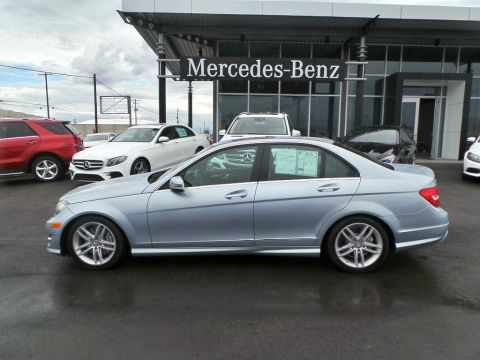Pre-Owned 2013 Mercedes-Benz C-Class C300 4MATIC AWD 4MATIC®