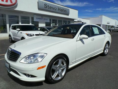 Pre-Owned 2008 Mercedes-Benz S-Class 5.5L V8 AWD 4MATIC®