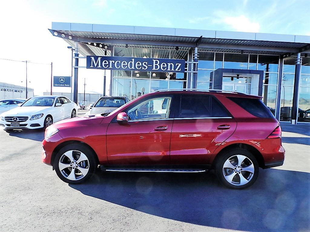 New 2016 mercedes benz gle gle350 4matic 4dr in yakima for 2016 mercedes benz gle350 4matic